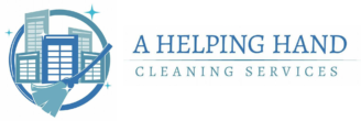 A Helping Hand Cleaning Logo
